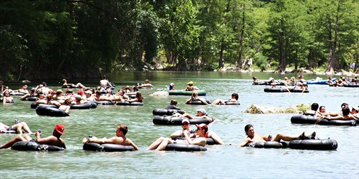 San Marcos River Tubing